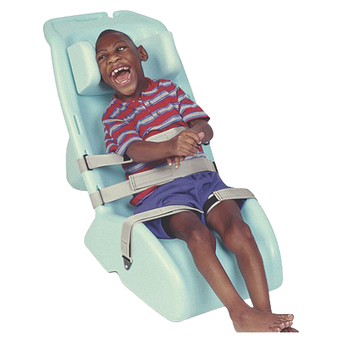 Maddak children chaise child reclining shower seat by for Aquatouch 2 piece bath chaise