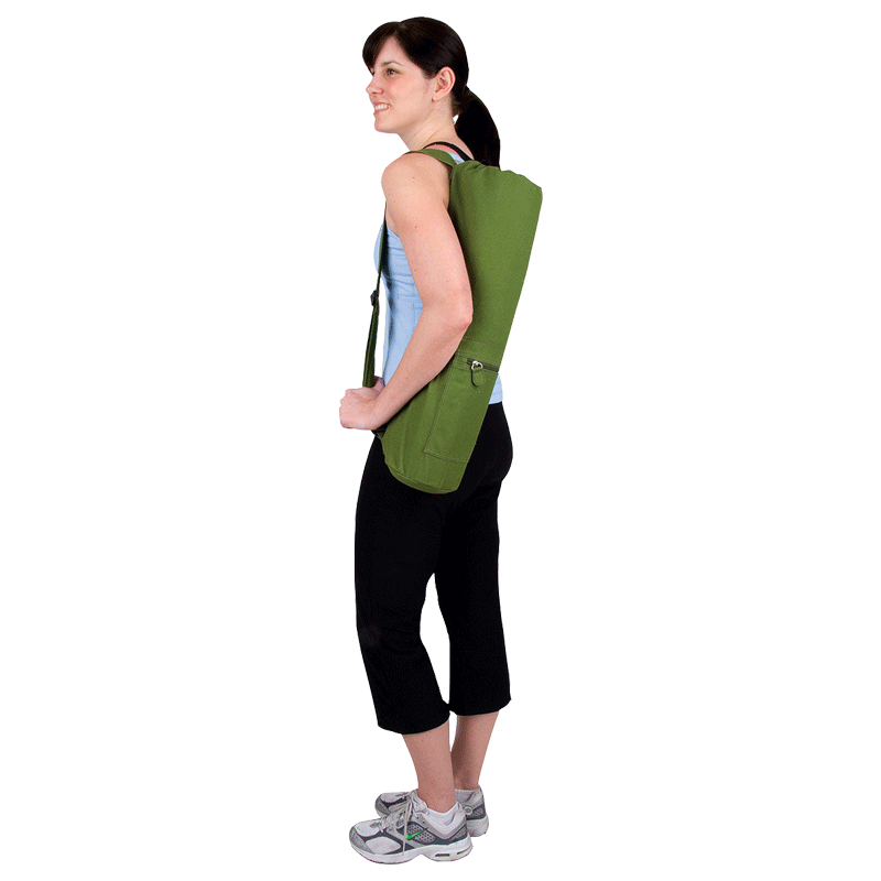 Ecowise Fitness Mat Bag By Agm Group Health Products For You