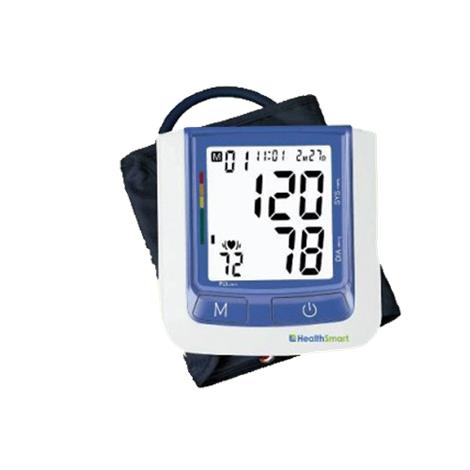 Mabis DMI HealthSmart Select Automatic Arm Digital Pressure Monitor With AC Adapter,Each,04-631-001