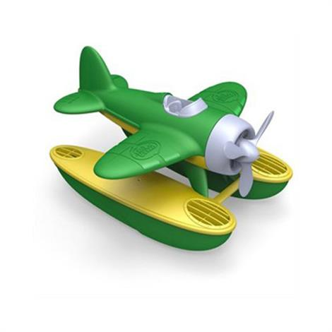 Image of Green Toys Seaplane,Green,Each,ECW1203553
