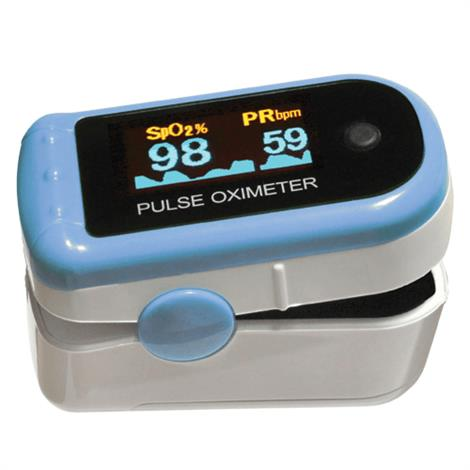 Sunset Advanced Finger Pulse Oximeter,6 display mode,Each,RES5101