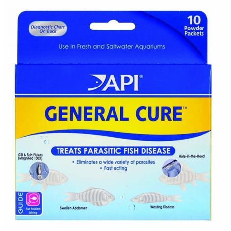 API General Cure Powder,325 mg Each,Each,15P