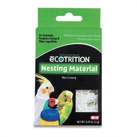 Ecotrition Nesting Material,.25 oz,Each,C394P