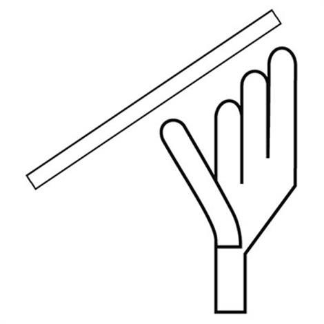 "Image of Orfit Classic Precuts Non Perforated Ulnar Drift Splint,Left,18.90"" x 0.12"" x 4.33"",Each,24-5678L-1"
