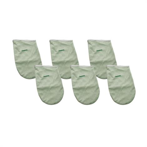 Terry hand mitts and foot bootie for paraffin treatment,Foot Booties,6ct,Each,11-1712