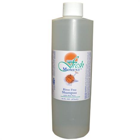 Fresh Moment Rinse Free Shampoo with Aloe Vera,16 oz.,Each,HDX-D0692