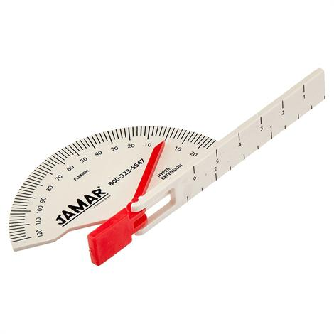 Jamar Finger And Toe Goniometer,Tight Hinge Goniometer,Blue,Each,A4417