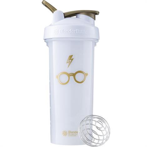 Blender Bottle Harry Potter Pro Series Shaker Bottle,Black,Deathly Hallows,Each,8031525