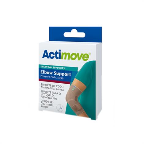 Actimove Everyday Elbow Support With Pressure Pads And Strap,Large,Each,7561440