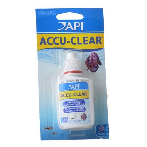 API Aquarium Accu-Clear,1.25 oz,Each,111A
