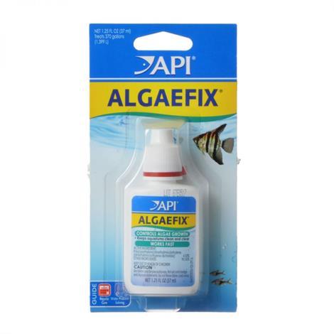 API AlgaeFix for Freshwater Aquariums,1.25 oz,Each,87B