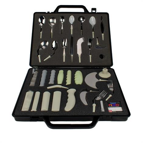 Homecraft Kings Utensils Assessment Kit,Kings Assessment Kit,Each,555616