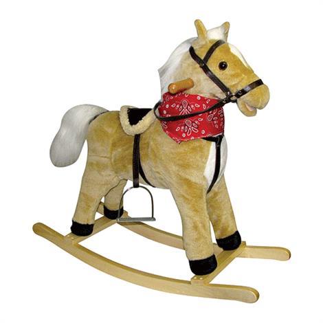 Charm Blonde Rocking Horse,Rocking Horse,Each,82341
