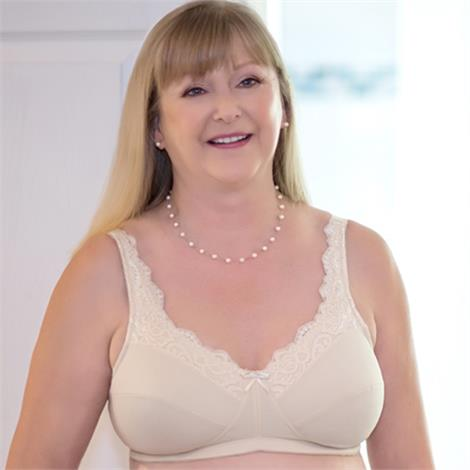 ABC Lace Front Mastectomy Bra Style 101,0,Each,101