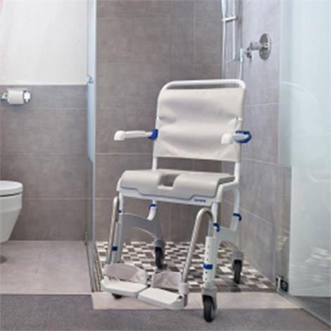 Clarke Aquatec Ocean Shower Commode Chair,0,Each,A1534327