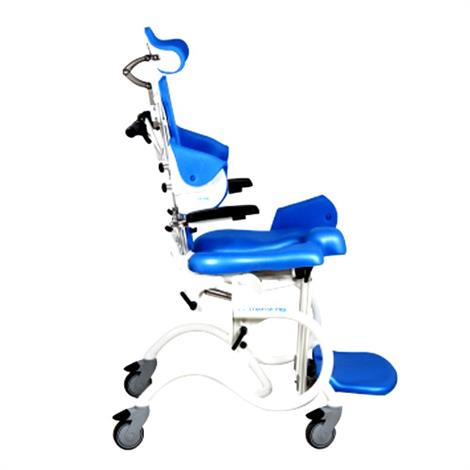 Clarke Starfish Pro Manual Shower and Commode Chair For Children With Whole Seat,0,Each,Z6894