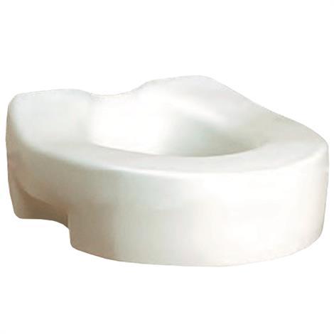 ProBasics Raised Toilet Seat,Basic Raised Toilet Seat,4/Case,BSRTS