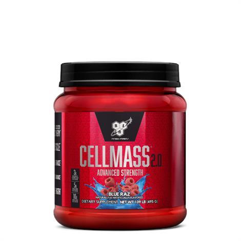 BSN Cellmass 2.0 Dietary ,Arctic Berry Blast,Each,180082