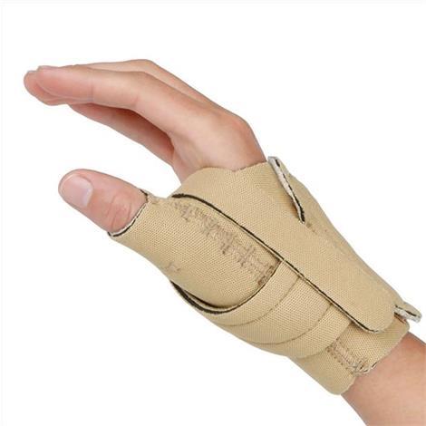 Comfort Cool Thumb CMC Restriction Splint - Beige,Large,Left,Each,NC79588