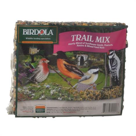 Birdola Trail Mix Seed Cake,Large - 2.5 lbs,Each,54441