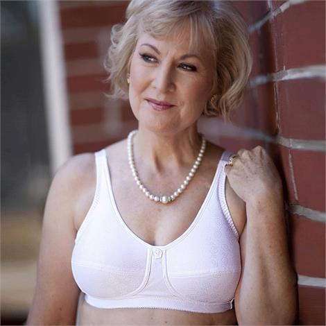 ABC Rose Contour Mastectomy Bra Style 103,0,Each,103