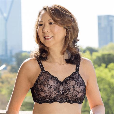 ABC Princess Lace Mastectomy Bra Style 514