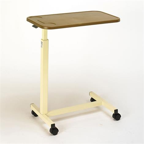 Days Overbed Table,Overbed Table with Casters,Each,81611045