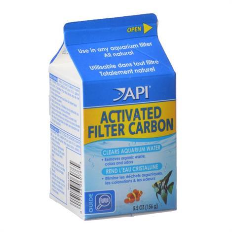 API Activated Filter Carbon,11 oz Carbon,Each,76B