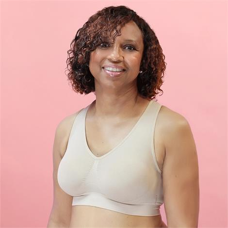 ABC Comfy Classic Mastectomy Bra Style 136,Medium,Each,136-M-NA