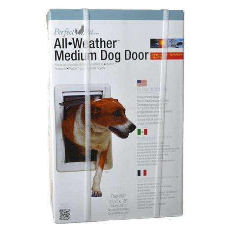 "Perfect All Weather Door,Super Large - (15""W x 23.5""H),Each,AWSL"