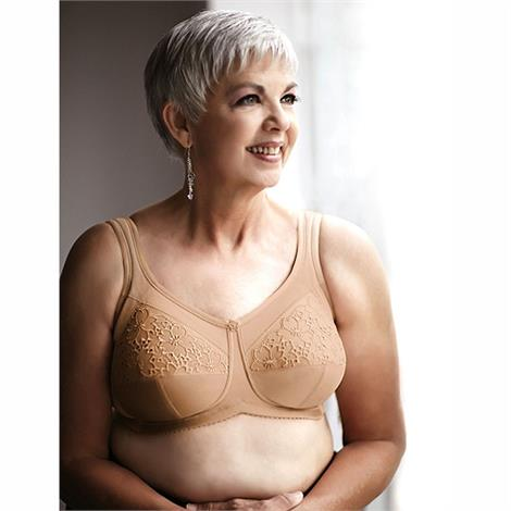 ABC Royal Lace Full Cup Mastectomy Bra Style 509,0,Each,509