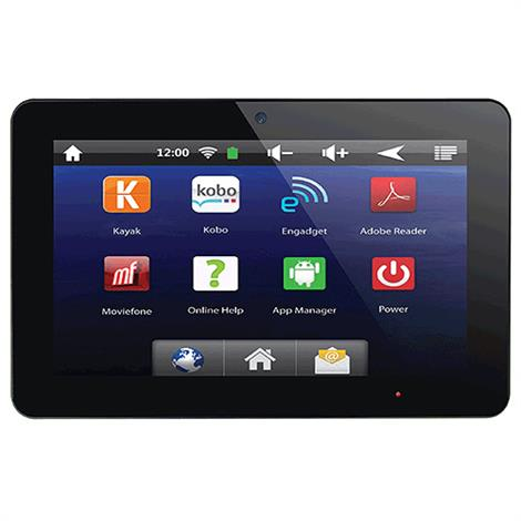 Supersonic Capacitive Dual Core TV Tablet with Android,TV Tablet with Android,Each,SC-1010JB