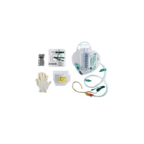 Bardex I.C. Indwelling Catheter Tray,14 Fr,Each,300414A