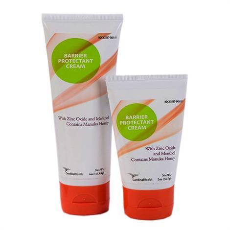 Cardinal Health Skin Barrier Protectant Cream With Manuka Honey,2oz Tube,Each,CSCCRMBH2