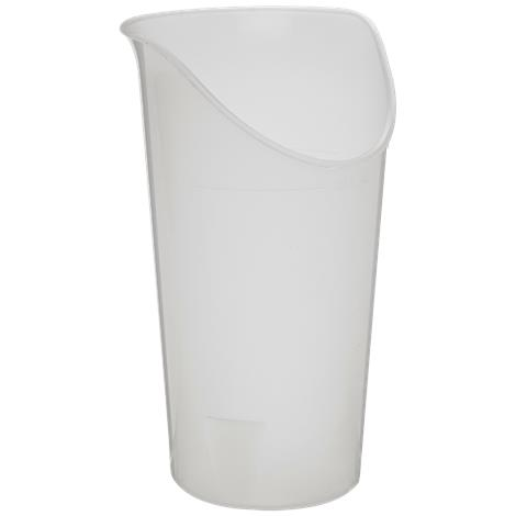 Maddak Clear Nosey Cup,8oz,Cup,Each,F745930014