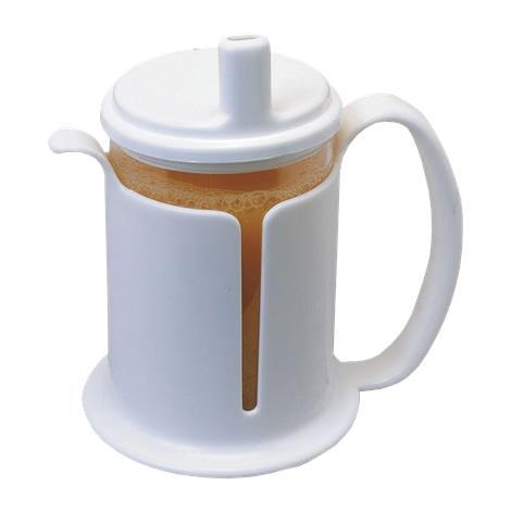 Etac Tasty Beaker with Holder and Lid,Capacity: 10oz,Each,80404042