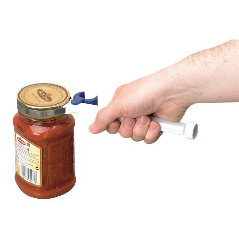 Homecraft Mighty Lever Jar and Bottle Opener,Jar and Bottle Opener,Each,81501329