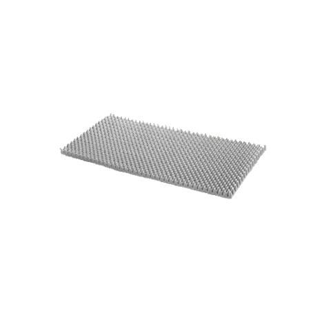 Joerns Healthcare BioClinic Eggcrate Convoluted Foam Bed Pads,32.5