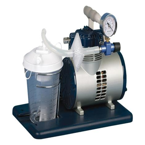 Medline Vac-Assist Suction Aspirator,With 800cc Canister,Each,HCS7000