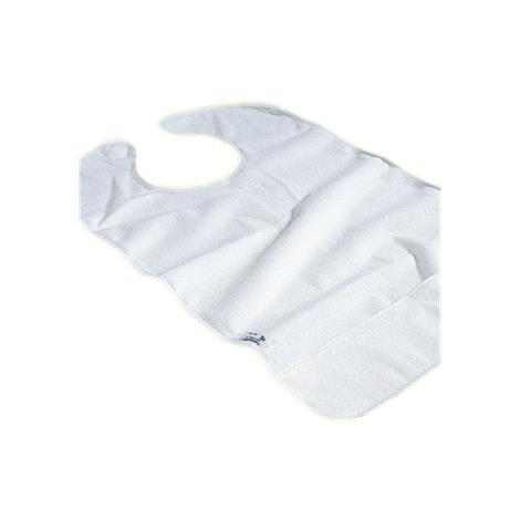 Terry Cloth Bib,17.5W x 30L (44cm x 76cm),Each,A897102