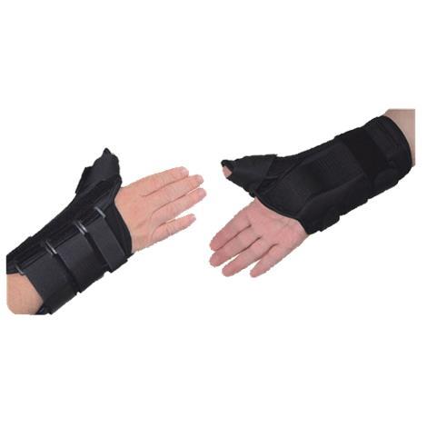 Comfortland Premium Wrist And Thumb Splint,Large,Left,Each,CK-703-4-L