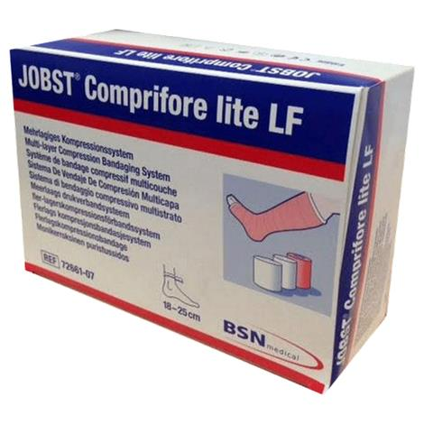 BSN Jobst Comprifore Lite Three Layer Compression Bandage System,Latex,Each,7266102