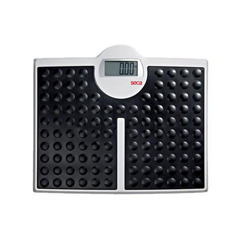 "Seca High Capacity Electronic Flat Scale,17""W x 1.9""H x 14.7""D (433mm x 47mm x 373mm),Each,SECA813"