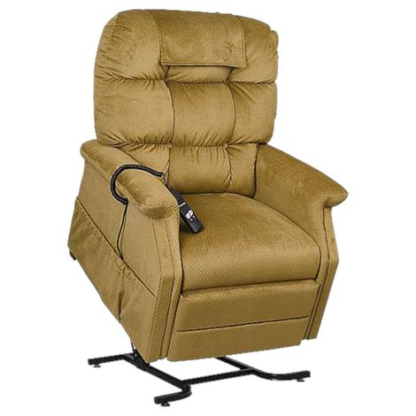 Golden Tech Cambridge Three Position Lift Chair with Chaise Pad,0,Each,PR401