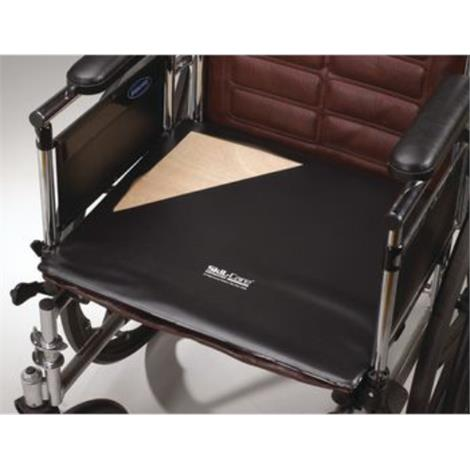 """Skil-Care Solid Seat Platform With Vinyl Cover,18""""W x 16""""D x .5""""H,Each,703082"""