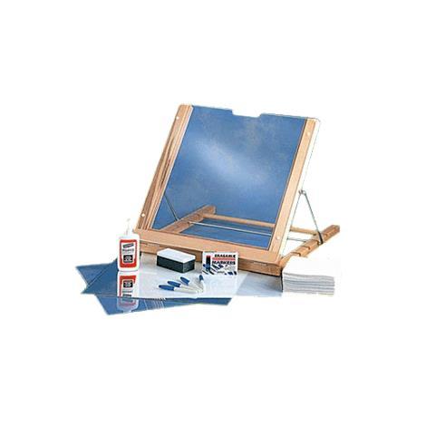 Sidiki Portable Transparent Writing and Activities Table,Writing and Activities Table,Each,817103