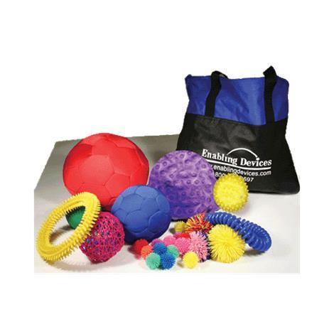Therapeutic Balls Sensory Motor Toy,Therapeutic Balls,Each,9085