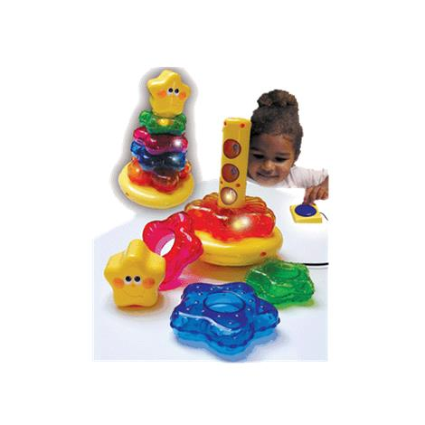 Classical Stacker Stimulus Switch Toy,Classical Stacker,Each,8025 ENA8025