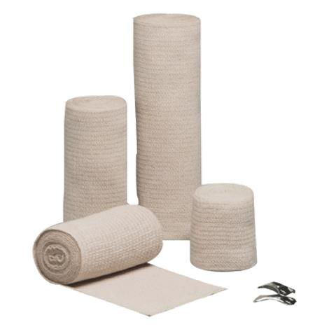 McKesson Medi-Pak Performance Woven Non-Sterile Elastic Bandage,2 x 4.5 yd,10/Pack,13-242