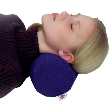 "Core Foam Roll Positioning Support Pillow,5"",Blue,Each,ROL-312"
